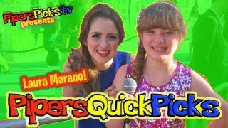 LAURA MARANO & Piper Reese Talk Dating, Ross Lynch Talk & SINGING LIVE AUSTIN and ALLY!