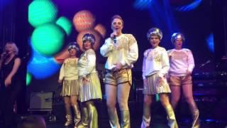 "EuroClub 2016: The Hungry Hearts feat. Lisa Dillan - ""Laika"""