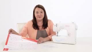 SINGER® START™1304 Sewing Machine - Intro