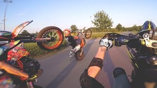 Supermoto Stunt Summer 2015 - David Bost
