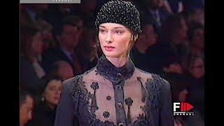 BYBLOS Fall 1993 Milan - Fashion Channel