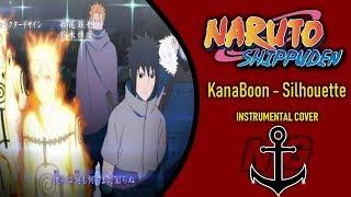 Naruto Shippuden Opening 16 - Instrumental Cover【Kana-Boon - Silhouette】