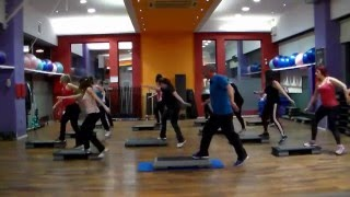 Step Choreography - 12/02/2015 - 137 BPM