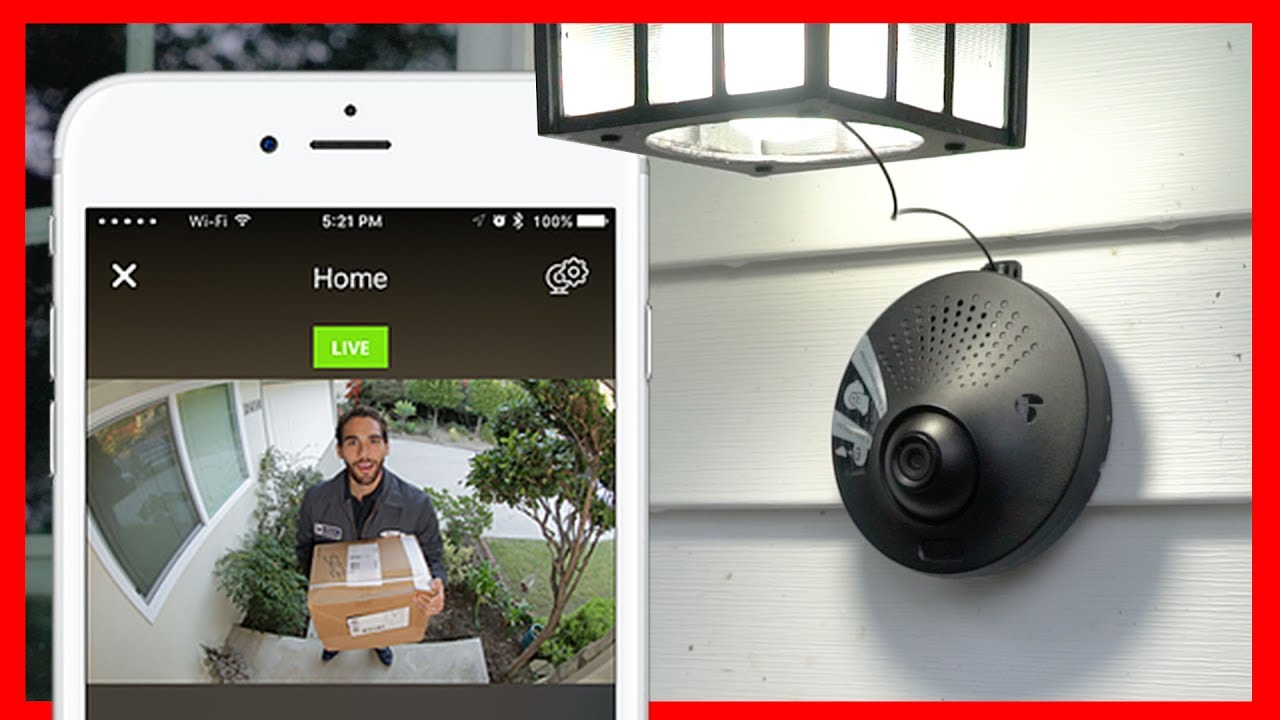 Home Surveillance System Installation Houston TX 77258