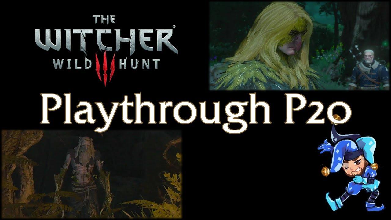 Jeff Hoogland - Witcher 3 Playthrough - Part 20 - January 21st, 2021