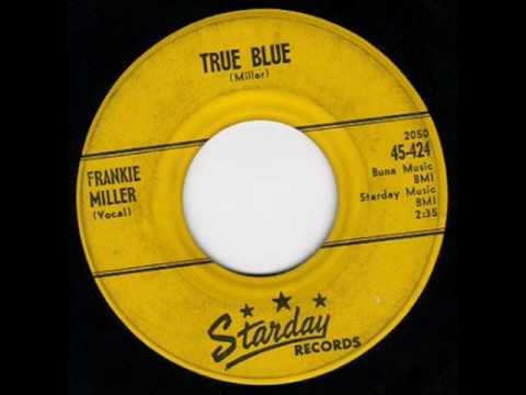 frankie-miller-true-blue-50srockabilly