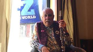Message from PAQUITO D'RIVERA