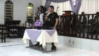Aleks e Fernando - Sacrifício e Adoração (Lazaro e Eduardo)