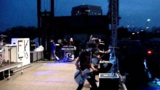 All Time Low - Dear Maria (Count Me In) @ Bamboozle 2009