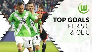 Ivan Perisic & Ivica Olic: Das Kroatische Sturmdou | VfL Wolfsburg