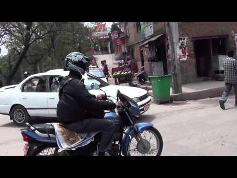 2011 May 21 – Boudhanath to Thamel, Kathmandu, Nepal