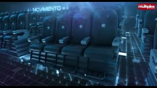 Cine 4D E Motion Multiplex Palmas del Pilar - Video extendido