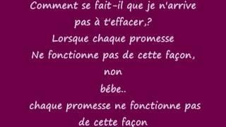 Copie de Copie de beyoncé sandcastles traduction francais