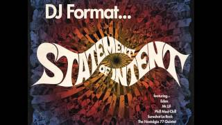 DJ Format feat Sureshot La Rock - Statement of Intent