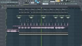 Cat Dealers &  RAWA - R U Mine (Remake FL Studio)
