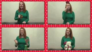 """""""Sleigh Ride"""" cover by The Maggies feat. Li'l Red"""