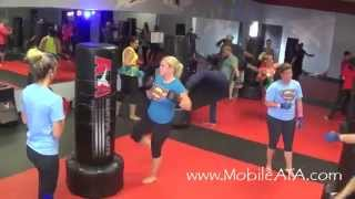Have Fun, Lose Weight, Burn Fat - Fitness Kickboxing - Mobile, Alabama