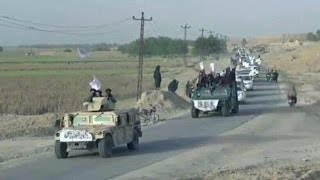 Afghan Taliban take Qala-i-Zal district near northern Kunduz in spring offensive