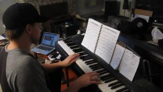 Isaiah Rashad Silkk da Shocka ft. Syd tha Kid Piano Cover The Sun's Tirade