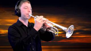 """Go the Distance (from Disney's """"Hercules"""") Trumpet Cover"""