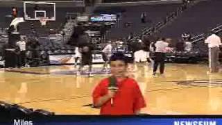 Miles L. Basketball reporter