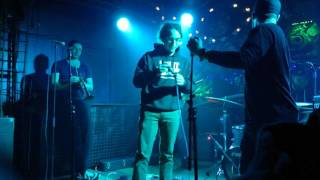 Live Messenjah in Prague CrossClub[CZ]