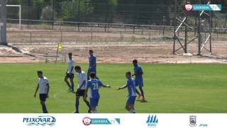 Todos os Golos | GD Gafanha 4 Vs 0 Feirense Sub-19