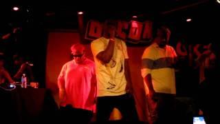 Big K.R.I.T. - No Wheaties (Featuring Smoke DZA) LIVE