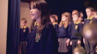 Schoolgirl's Hallelujah heard around the world