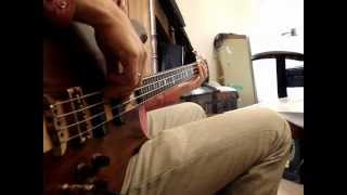 "(Bass cover) - Oleta Adams - ""Don't Look Too Closely"""