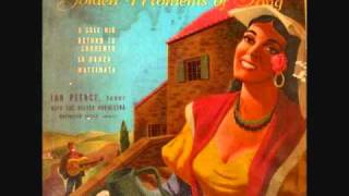 Jan Peerce - O Sole Mio (1950)