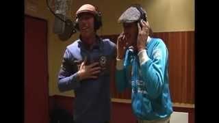 Sergio Ramos con Canelita - A quién le voy a contar mis penas (Imágenes Making of)