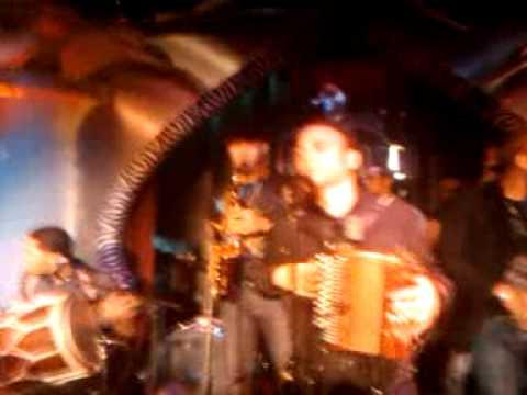 El Prodigio y Frandy Sax at El Morocco 07/04/09