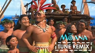 "(Official) Disney's Moana - Music Video ""We know the Way"" By Lin-Manuel Miranda and Opetaia Foa'i"