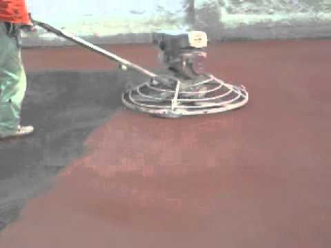 Pavimenti In Cemento Industriale : Come realizzare i pavimenti in cemento tutto per casa