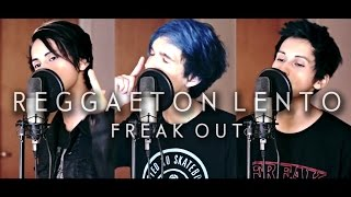 Freak Out - Reggaeton Lento (CNCO Pop Rock Cover)