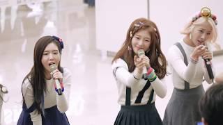 [Live] 다이아(DIA) - 왠지(Somehow) / I.O.I (아이오아이) / 정채연 / 기희현