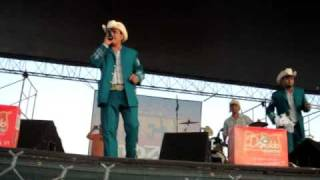 TRONO DE MEXICO(PROMETISTE VOLVER) EN VIVO