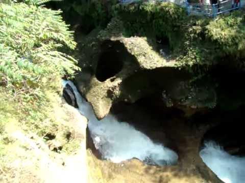 Водопад Девиса – Davis Falls – Наша дорога