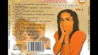 Cassiane Rosa de saron CD Rosa de saron