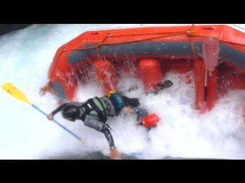 White Water Rafting Japan ラフティング