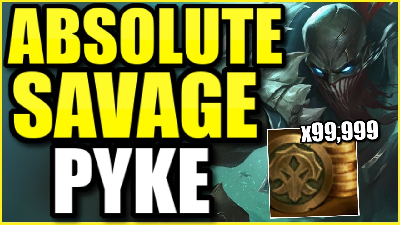 i0ki - I got more than 1 kill per minute as PYKE SUPPORT.... this is absolutely savage 😨