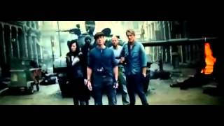 expendables 2 chuck norris