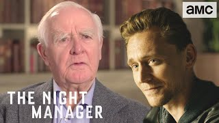 The Night Manager (ft. Tom Hiddleston): Author's Notes: Episode 102