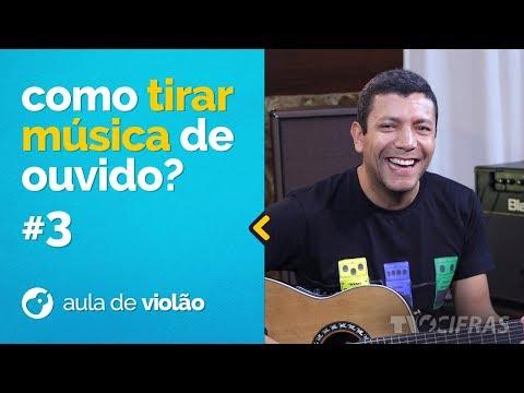 COMO TIRAR MÚSICA DE OUVIDO - IDENTIFICANDO CADÊNCIAS DE ACORDES