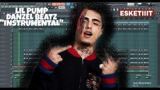 """Lil Pump - """"ESSKEETIT"""" Instrumental Fl Studio"""