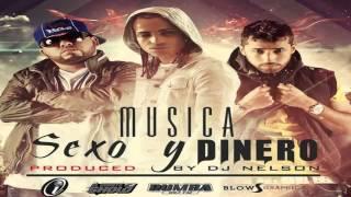 Musica, Sexo y Dinero   Ñejo y Dalmata Ft Arcangel (Original) (Con Letra) ★REGGAETON 2013★