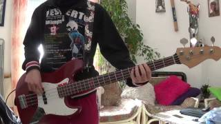 ALESSO ft SIRENA - Sweet Escape -Bass Cover