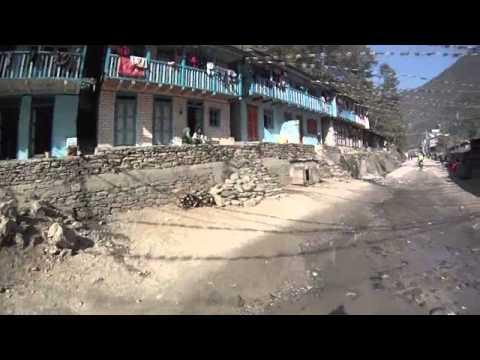 Road to Tibet (Nepal)