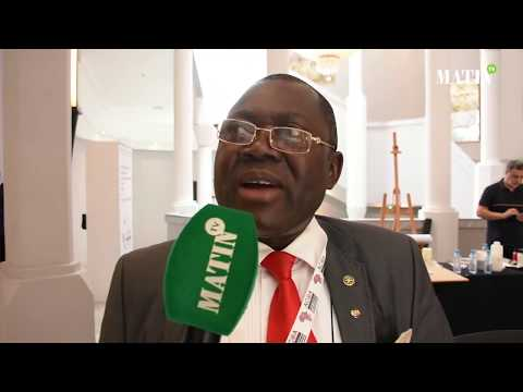 Video : ACOA 2019 : Déclaration de James Ekerare Naminebor, VP de l'association des experts comptables du Nigeria
